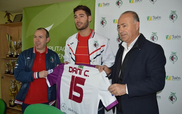 Dani Cabezón podrá jugar el sábado frente al Palma Futsal
