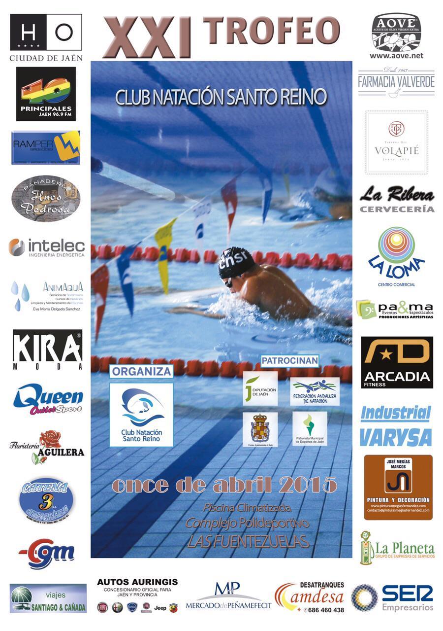 Las Fuentezuelas vivirá una fiesta de la natación con el 'XXI Trofeo CN Santo Reino'