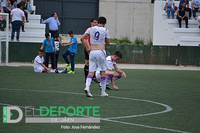El Real Jaén Juvenil de Liga Nacional se aleja del ascenso tras su empate frente al Granada CF «B»