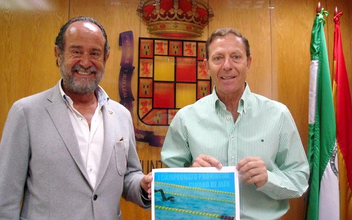 Los clubes de natación de la provincia participarán en el I Campeonato 'Ciudad de Jaén'