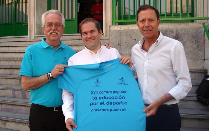 Jaén correrá por la educación el domingo 31 de mayo
