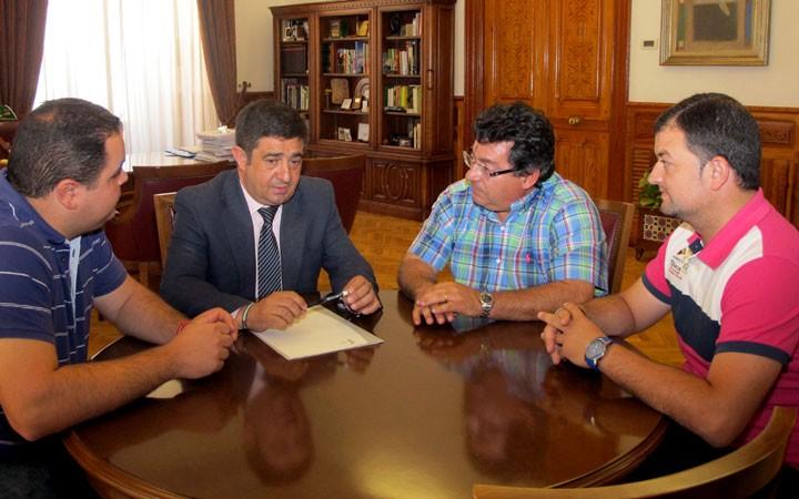 El Martos CD estará respaldado por Diputación en la fase de ascenso