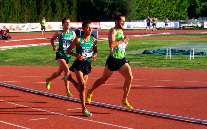 El Unicaja Atletismo se clasifica para luchar por el Campeonato de España