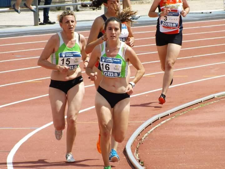 El femenino del Unicaja Atletismo vuelve a mostrar su valía y queda primero en Durango