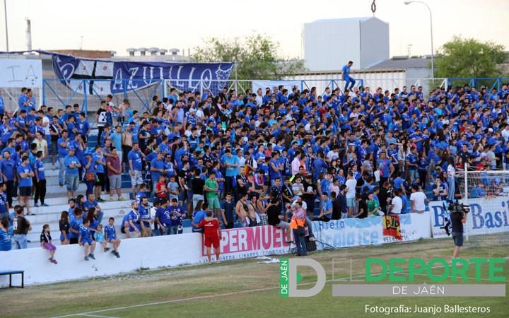 Linares Deportivo y Martos CD comienzan a preparar el desplazamiento de sus aficionados
