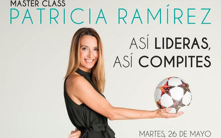 Patricia Ramírez ofrecerá una Master Class en Úbeda