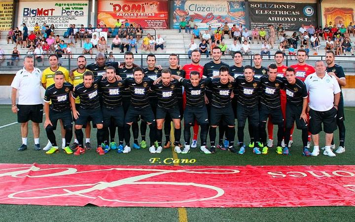 El Villacarrillo CF certifica su descenso a la Primera Andaluza