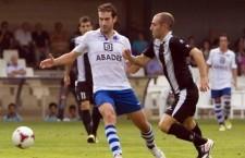Rubén Peces firma por el Atlético Mancha Real procedente del Loja CD. Foto: At. Mancha Real.