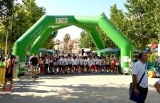 Mounir Elouardi y Lourdes González vencen en el XVI Cross Santo Domingo de Silos de Alcalá la Real