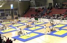El Trofeo Virgen de la Capilla de judo registrará a unos 550 participantes en La Salobreja