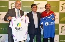 'Jaén Paraíso Interior' promocionará al Real Jaén y al Linares Deportivo