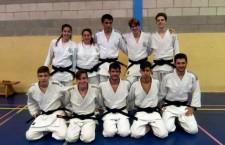 Jaén cuenta con diez nuevos cinturones negros