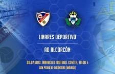 El Linares Deportivo se enfrentará al AD Alcorcón y al CD Ronda (planning semanal)