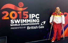 El nadador Miguel Ángel Martínez consigue un cuarto y dos quintos puestos en el Mundial de Glasgow