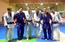 La selección andaluza absoluta y júnior de judo convoca a nueve jiennenses