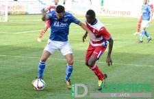 La eficacia del Granada 'B' condena al Linares Deportivo (la crónica)