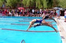 El XV Circuito Provincial de Natación registra la participación de 231 nadadores