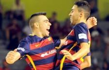 Inter y Barcelona toman ventaja sobre ElPozo, que se descuelga en Jaén (análisis de la jornada)