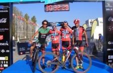 Beltrán y Carrasco, segundos en la Non Stop Madrid-Lisboa