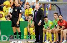 Rodríguez: «Queremos aprovechar la posibilidad de jugar en casa y con nuestra gente»