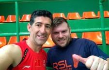 Simón Cruz irá a por todas en el Mundial de Parabádminton