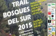 La Ultra Trail Bosques del Sur reunirá en Cazorla a más de 350 deportistas