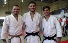 El yudoca jiennense Eduardo Ordóñez logra la medalla de bronce en la Copa de España Júnior