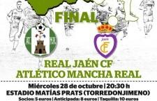 La FJF presenta el cartel de la final de la II Copa Presidente Diputación