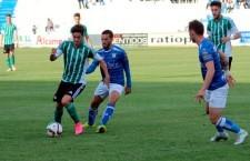 El Linares Deportivo se crece en casa y golea al Real Betis 'B'