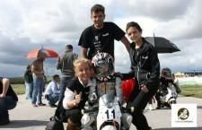 Jesús Torres participará en el Campeonato Italiano de Minivelocidad