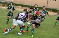 El Jaén Rugby Club arranca la temporada con una derrota en Málaga