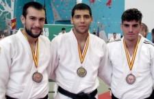 José Luis Romera se hace con el oro en la Copa de España absoluta de judo