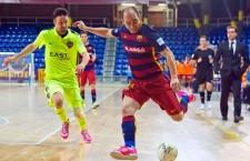 Tropiezo del Inter Movistar en Antequera; el Barça no falla (análisis de la jornada)