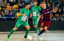 El Barça vence in extremis, ElPozo vuelve a ganar y el Burela se lleva el derbi (análisis de la jornada)