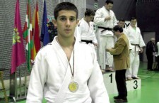 Eduardo Ordóñez consigue la medalla de plata en la Copa de España júnior de judo