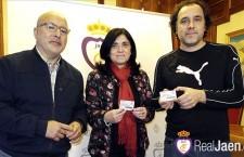 El Ayuntamiento de Torredelcampo, otro apoyo institucional del Real Jaén
