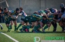 Importante victoria para Jaén Rugby
