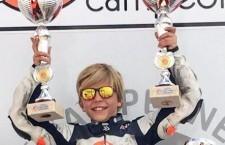 Jesús Torres, subcampeón de España en cuna de campeones