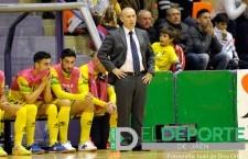 Rodríguez: «No renunciamos a ganar puntos contra ningún rival»