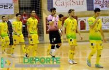 El Jaén FS planifica dos amistosos más para la próxima semana