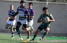 Jaén Rugby cae derrotado frente al Club de Rugby Málaga