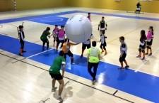El Kin-Ball Martos Club impulsa la cantera con su Escuela Deportiva