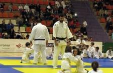 El XXVI Trofeo de Navidad de judo 'Ciudad de Jaén' reunirá a más de 500 jóvenes en La Salobreja
