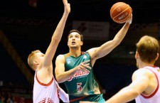 Notable temporada del jiennense Alfonso Sánchez en el Baloncesto Sevilla