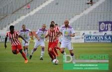 El Almería B – Real Jaén se disputará el domingo 24 de enero al mediodía
