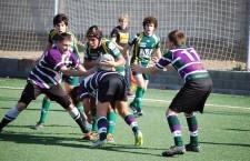 El Jaén Rugby Club consigue un pleno de victorias en Las Lagunillas