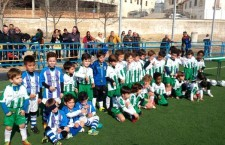 Los más pequeños disfrutaron del fútbol en la II Jornada de Concentraciones Bebé