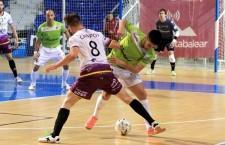 El fervor del Palma Futsal continúa a costa del Jaén FS (la crónica)