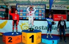 Moral se impone en la primera prueba del Campeonato de España de trial