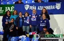 La afición en Linarejos (Linares Deportivo – Linense)
